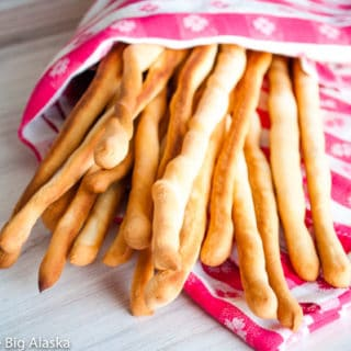 Grissini Breadsticks