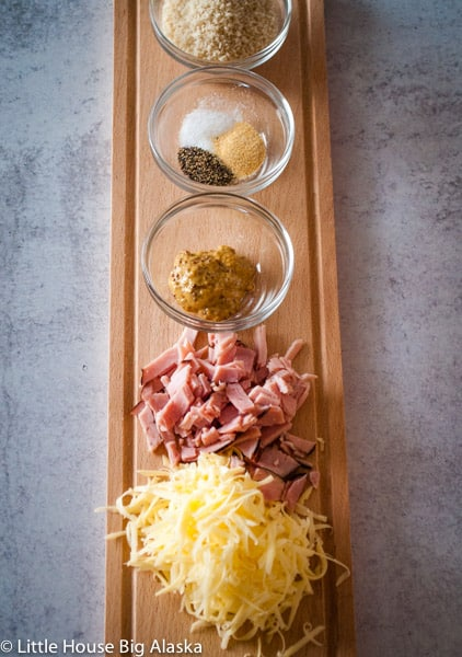 easy chicken cordon bleu ingredients