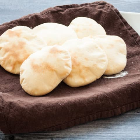 Easy Pita Bread Recipe Little House Big Alaska