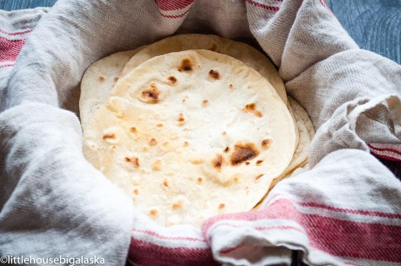 Homemade Roti Recipe