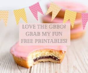 Grab new freebie printables for the 2020 GBBO!