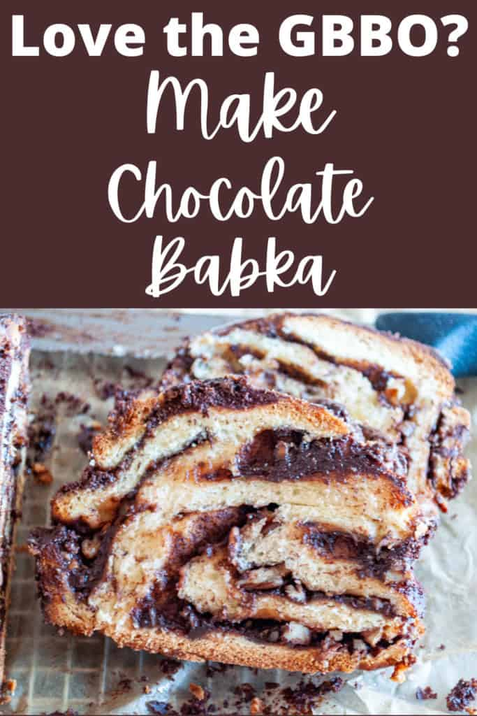Pin for Chocolate Babka.