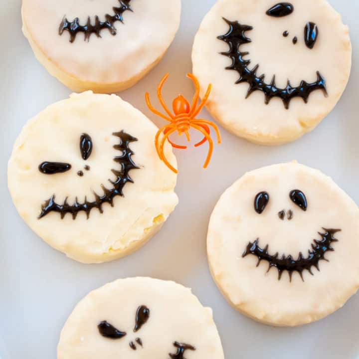 Jack Skellington Halloween Treats
