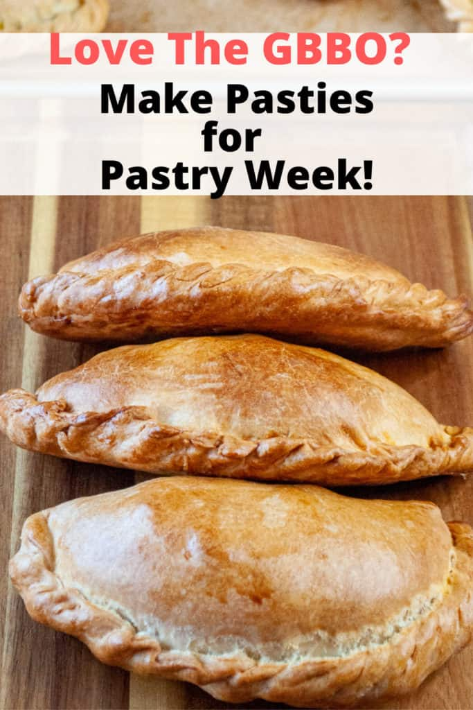 Pin for Pasties for Pastry Week!