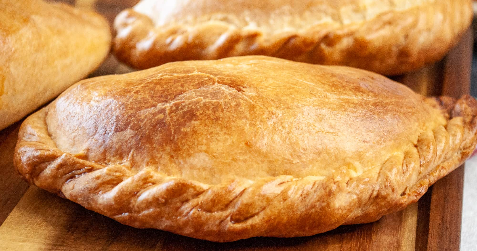 One perfect pasty!