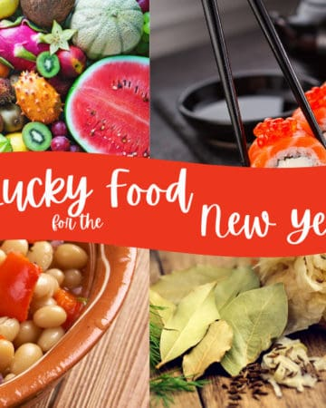 Lucky Food For the New Year.