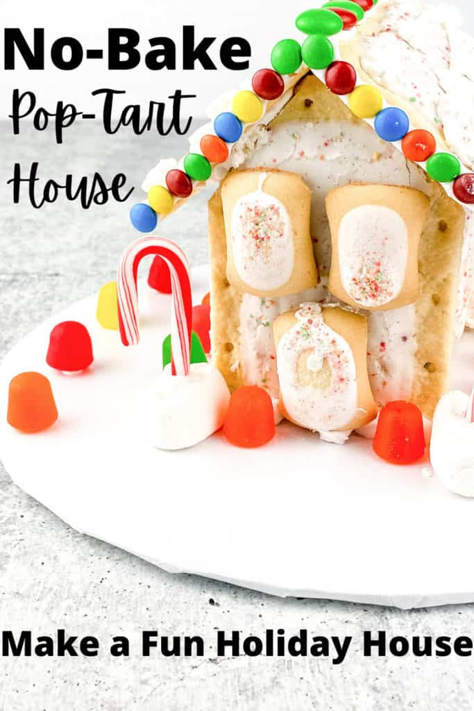 Pin for Pop-Tart Holiday House.