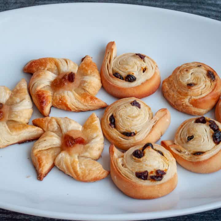 Easy Danish Pastry